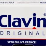 Clavin tabletky na podporu erekce
