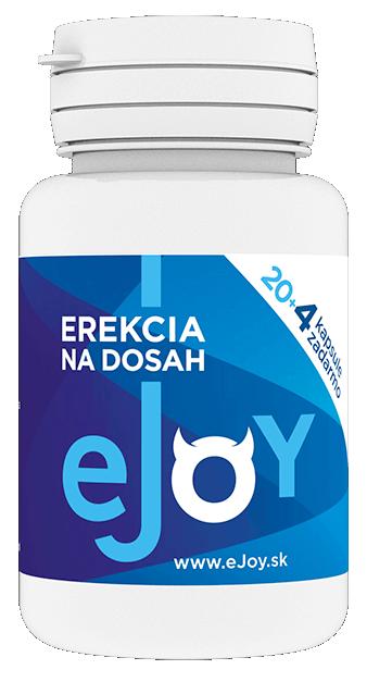 eJoy tabletky na podporu erekce