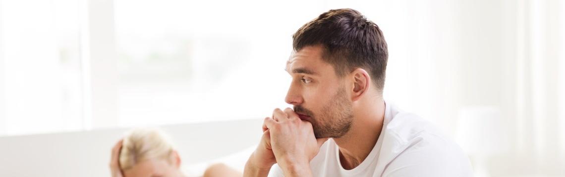 Příčiny předčasné ejakulace