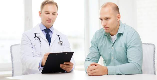 Rozdíl mezi urologem a sexuologem
