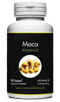 Maca Advance tabletky na zlepšení erekce