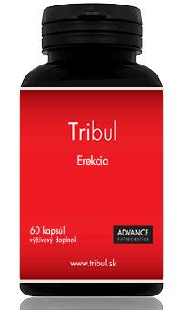 Tribul tabletky na zlepšení erekce