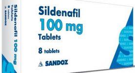 Sildenafil léky na erektilní dysfunkci