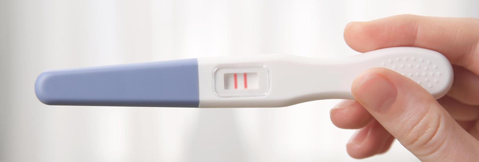 Těhotenský test