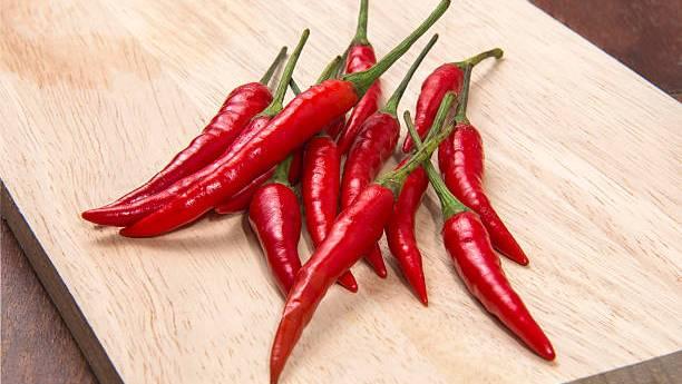 Chili na zlepšení erekce
