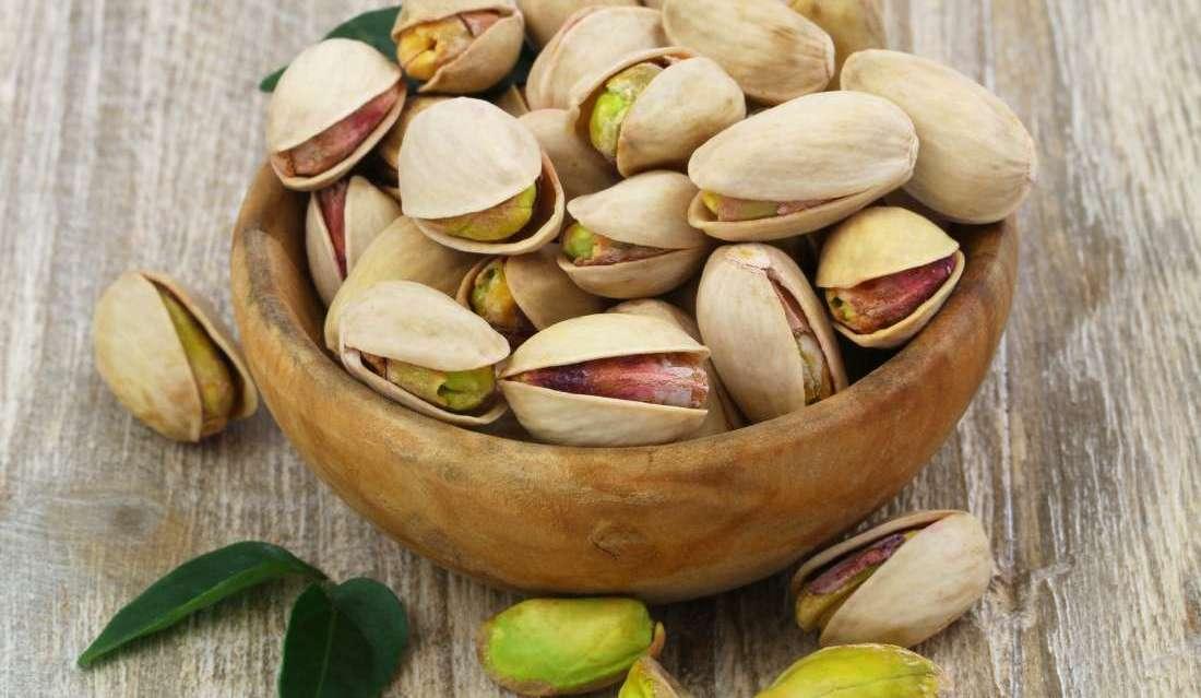 Pistácie ořechy na zlepšení erekce