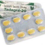 Tadagra léky na erektilní dysfunkci