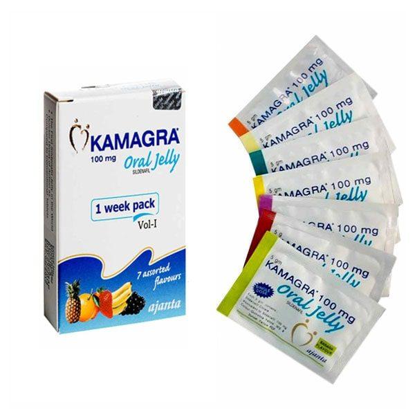 Kamagra zlepšení erekce